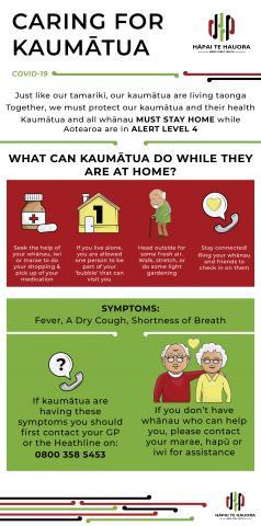 Caring for Kaumātua